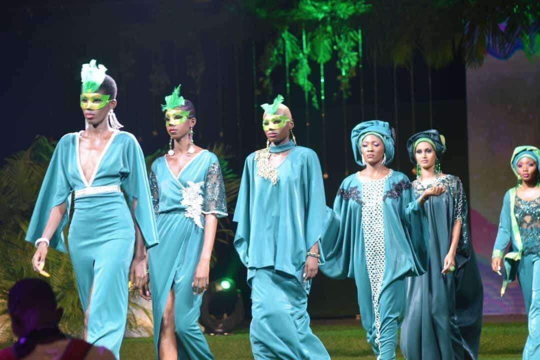 L'événement le plus hot de la capitale Afrik Fashion Show 14 (1)